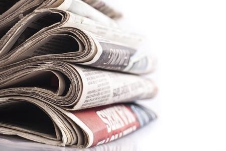 advertising media: News.