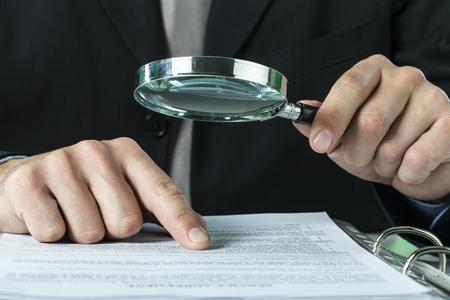 audit: Fraud.