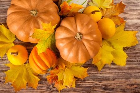 autumn food: Pumpkin.