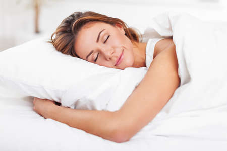 sex symbol: Sleeping.