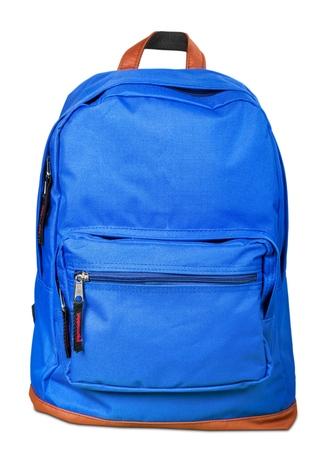 school bag: Mochila. Foto de archivo