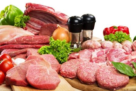 Vlees.