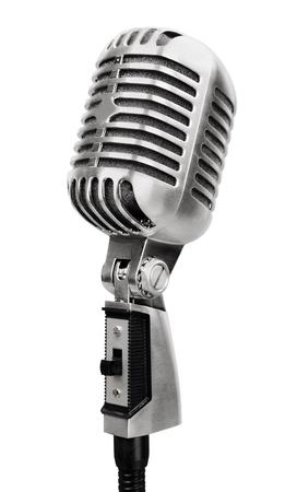 Microfoon. Stockfoto - 48217203