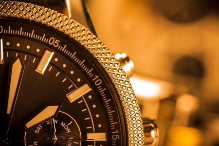 watch: Rolex.