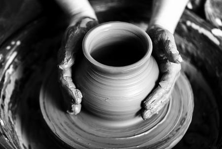 sensory perception: Pottery.