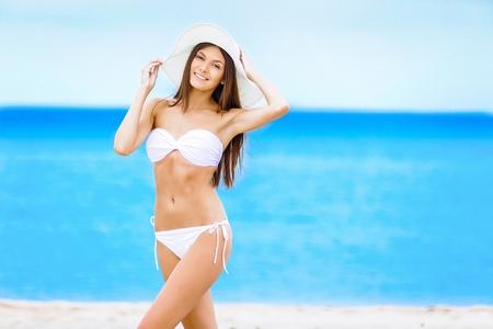 bikini: Bikini. Stock Photo