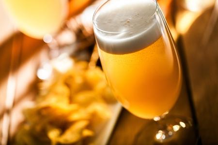 vasos de cerveza: Cerveza.