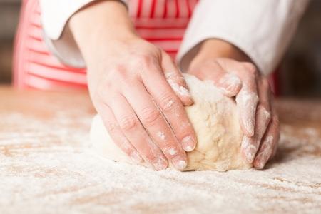 haciendo pan: Pan. Foto de archivo
