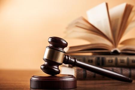 justicia: Ley. Foto de archivo