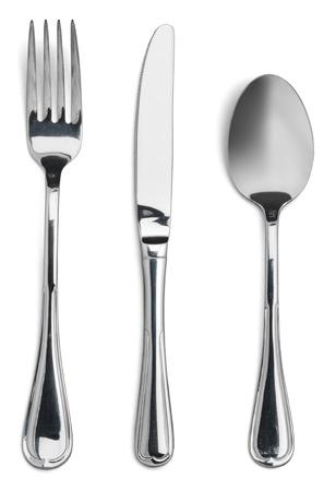 cuchillo de cocina: Tenedor.