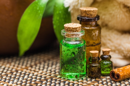 mineral oil: Tree. Stock Photo