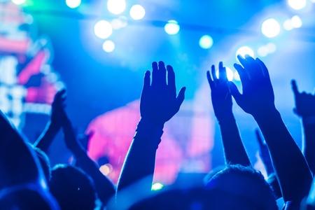 concert stage: Popular Music Concert.