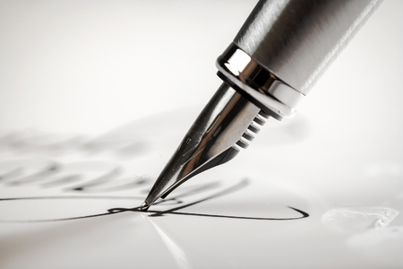 펜. 스톡 콘텐츠 - 48196821