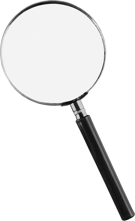 magnifying glass: Magnifying Glass.