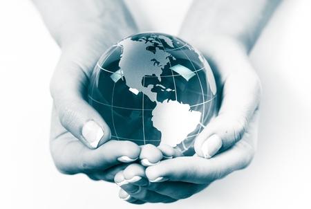 조직: 글로벌 통신.