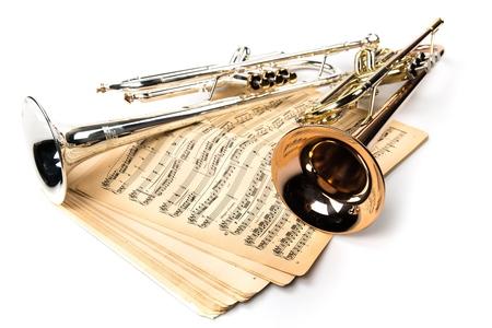 flugelhorn: Trumpet.