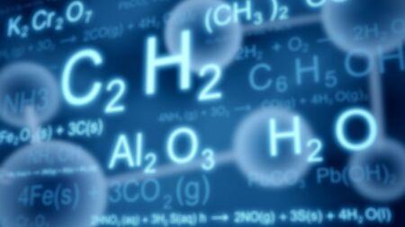chemical material: Laboratory.