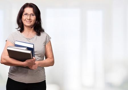 reading glasses: Women.