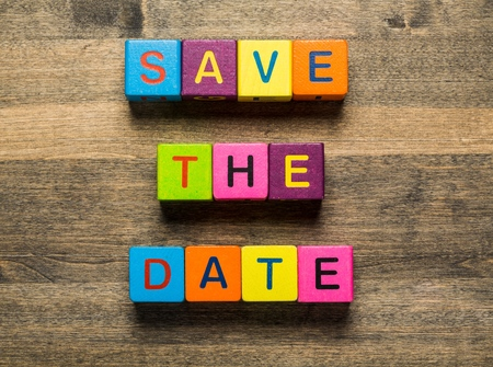 save the date: Date.