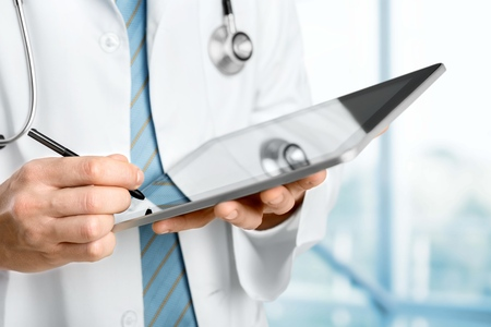 personal data assistant: Doctor.