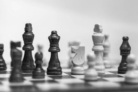 chess: Ajedrez. Foto de archivo