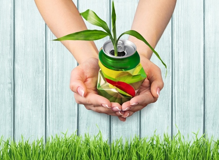 reciclar: Reciclaje. Foto de archivo