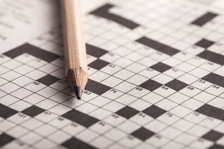 crossword puzzle: Crossword.