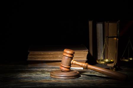 Lawyer. Stockfoto