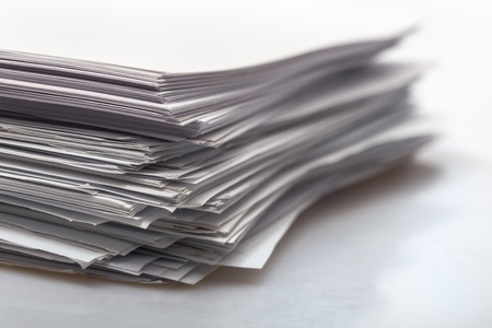 paperwork: Document.
