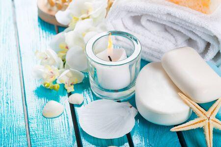 productos de aseo: Tratamiento Spa.