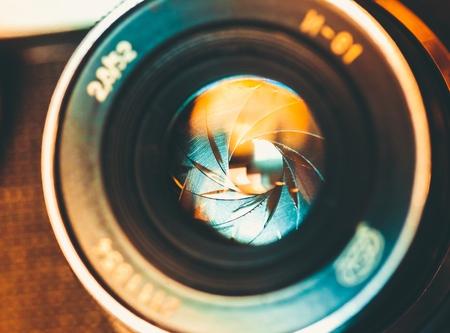 focus on: Camera.