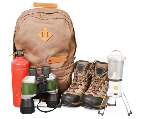 the equipment: Excursionismo.
