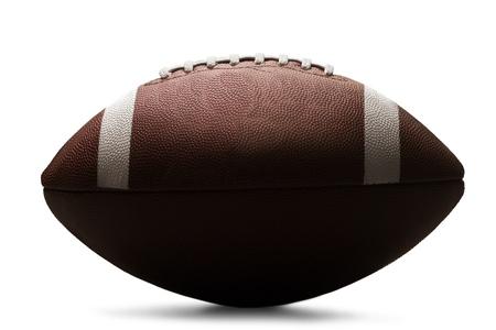 sport balls: American.