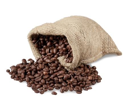 coffee sack: Coffee Bean.