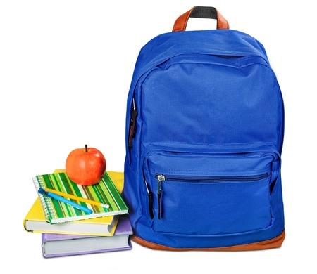 mochila viaje: Colegio.