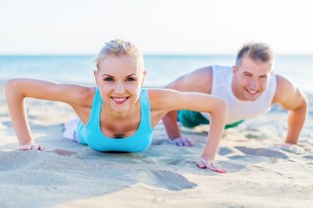 фитнес: Поместиться. Фото со стока