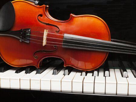 key violin: Pianoforte.