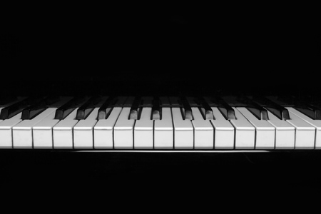 klawiatura: Fortepian. Zdjęcie Seryjne