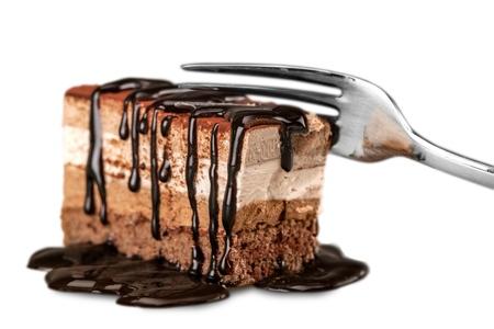 Cake. 写真素材