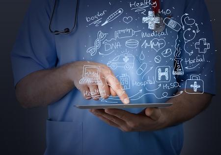 man doctor: Medical.