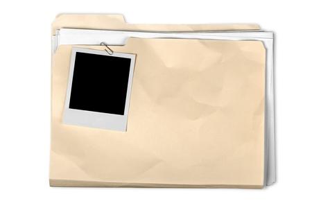 paper clip: File. Stock Photo