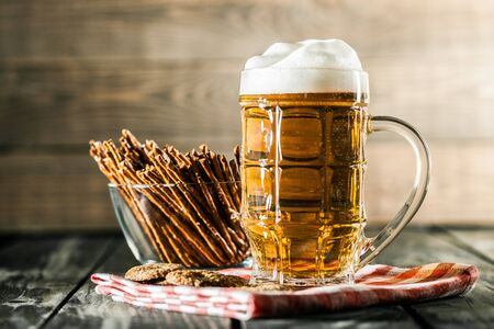 german culture: Oktoberfest. Stock Photo