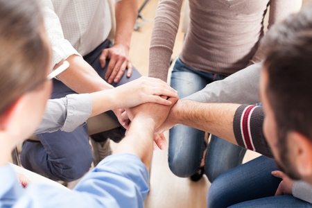 community service: Togetherness.
