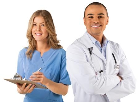 doctor: Doctor.  Foto de archivo