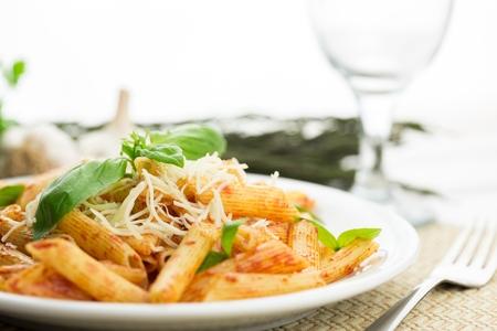 pasta isolated: Pasta.