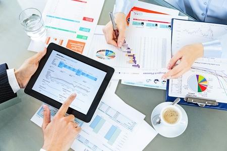 비즈니스: 사업. 스톡 콘텐츠