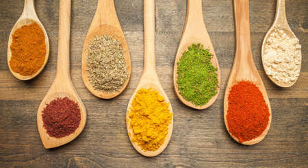 spices: Spice.