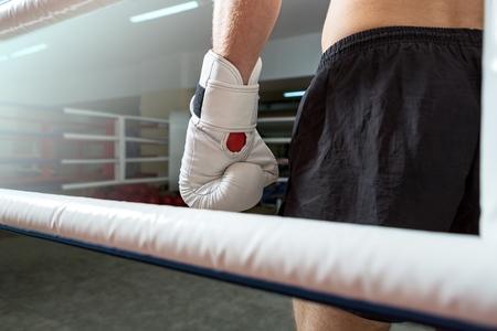 cerillos: Boxeo.  Foto de archivo