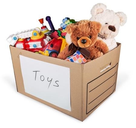 Toy. Standard-Bild