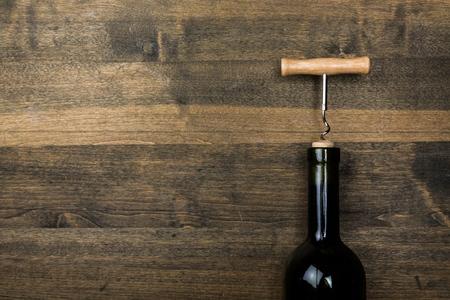 closed corks: Wine. Stock Photo
